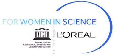 L'Oreal Unesco Logo